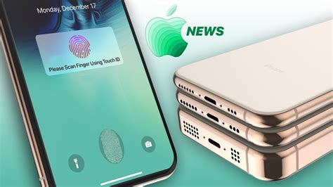 2019 iphone leaks touch id could return more apple news