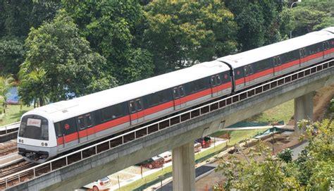 Singapore Installing Sensors For Train Maintenance