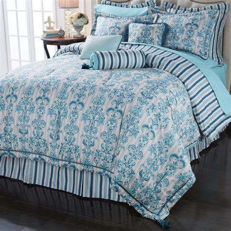 highgate manor portofino 9 piece reversible comforter set