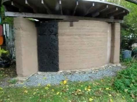 rammed earth shed rammed earth eco shed