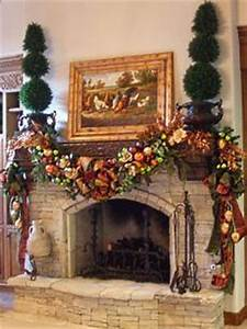 Extraordinary Christmas Fireplace Designs Chic and