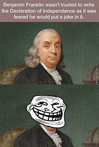 Franklin Memes. Best Collection of Funny Franklin Pictures