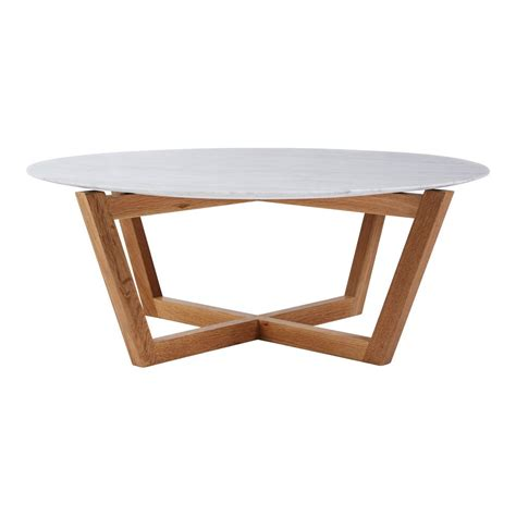 As styles comes and go, it adapts and keeps its position in the spatial configuration of the modern coffee tables are of many different types, with various shapes and can be made of a variety of materials so let's pick something specific to focus. This modern designer round marble top coffee table and accent table is a combination of white ...
