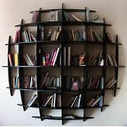Photo From Shelves For Modern Bookshelves Decorative Ideas 1 Contemporary Living Contemporary Large Bookshelves Design Furniture Furniture Bookshelf Interior Creative Contemporary Bookcase Decor
