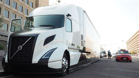 volvo truck tech volvo trucks unveils supertruck touts tech us dept of
