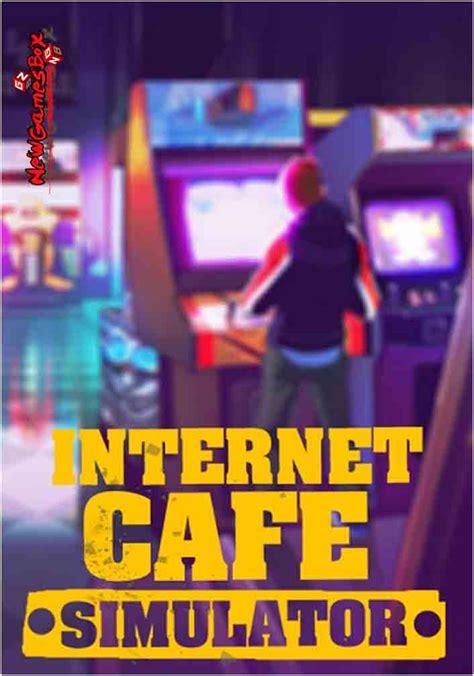 internet cafe simulator   full pc setup