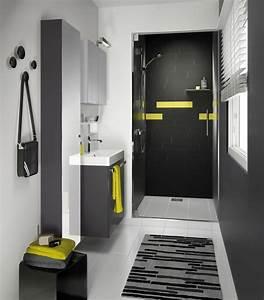 Aménager Petite Salle De Bain : am nager petite salle de bains 3 4 5 6 m2 c t maison ~ Melissatoandfro.com Idées de Décoration