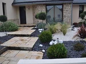 travaux de creation de jardin dans le 56 guillemin With wonderful photo de jardin de maison 0 creation de jardin alsace paysagiste alsace jardin