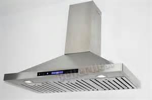 Kitchen Range Hood Exhaust Fans