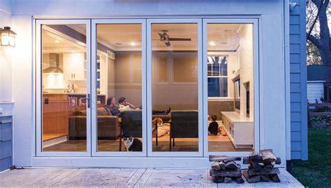 innovative folding patio doors panoramic doors