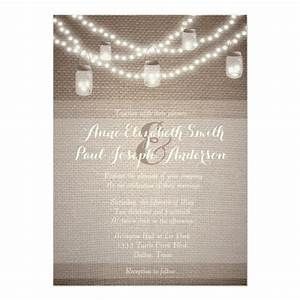 3929 best mason jar wedding invitations images on for Mason jar beach wedding invitations