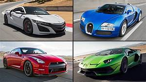 Top 10 Quickest Awd Sports Cars From 0