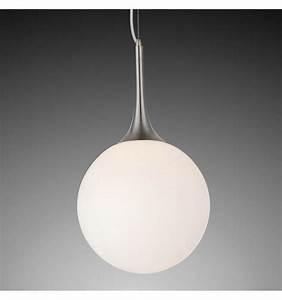 Suspension Globe Verre : suspension design sph rique 25 cm ~ Teatrodelosmanantiales.com Idées de Décoration