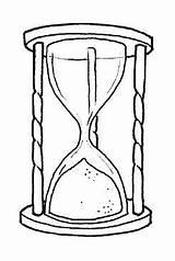 Clessidra Disegni Hourglass Coloring Sanduhr Arena Reloj Colorare Oggetti Relojes Disegno Colorear Bambini Dibujos Orologio Immagini Gratis Clepsidra Malvorlage Malvorlagen sketch template