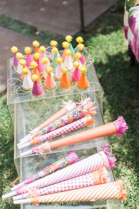 karas party ideas cactus flamingo themed summer party