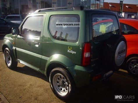 2011 suzuki jimny special edition ranger vorf wagen car