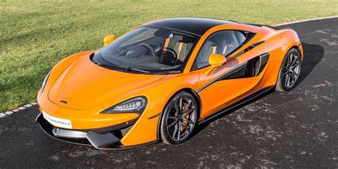 McLaren 570S Coupe in Ventura Orange - Alastair Bols