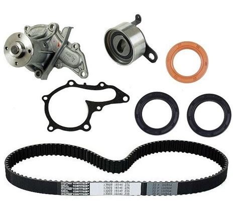 Toyota Corolla Timing Belt Kit Seals