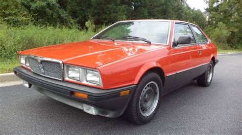1985 Maserati Biturbo by 1985 Maserati Biturbo E For Enhanced