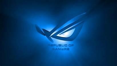 Asus Rog Gamer Wallpapers Republic Gaming 4k