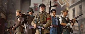 Call Of Duty  Ww2 Players Can Join The Resistance Division