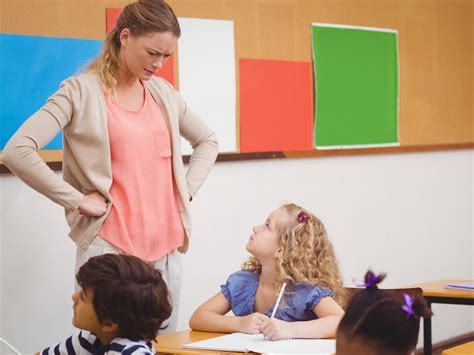 How Can I Tell If My Child Has A Bad Teacher? (k To 3) Babycenter