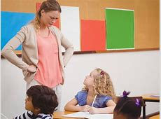 How can I tell if my child has a bad teacher? K to 3