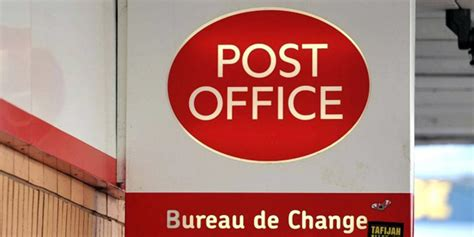 post office bureau de change rates special rates on travel card plus compare