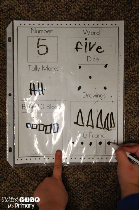 best 25 kindergarten math ideas on
