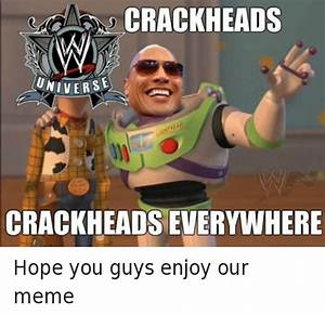 Crackhead Memes on Sizzle | Head and Cracked