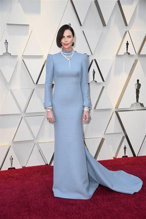 Photos Oscars Carpet Fashion Stars Arrive