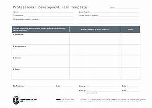 jpabusiness professional development plan template With district professional development plan template
