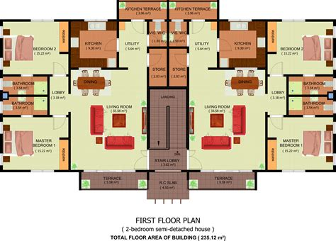 Two Bedroom Apartment Floor Plans Apartments 2 Bedroom Floor Plan Bay Apartments By Bay