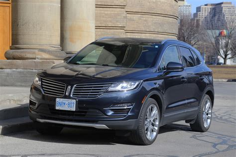 Review 2015 Lincoln Mkc  Canadian Auto Review