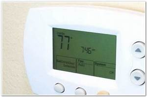 Honeywell Thermostat Unlock Manual