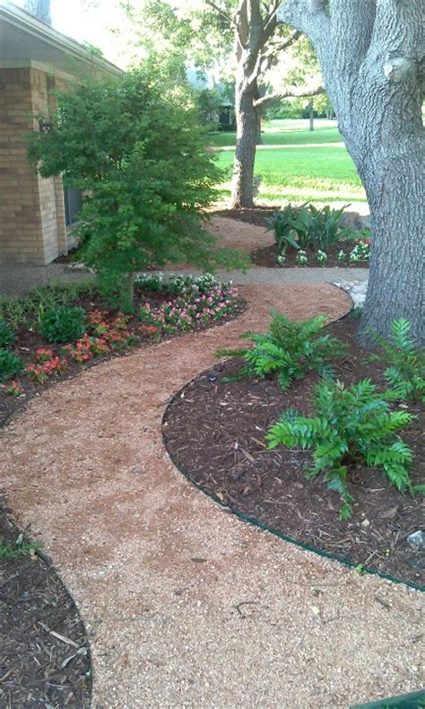 crushed granite pathways landscaping and outdoor projects classic rock stone yard