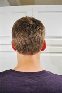Back of Head Haircut Men