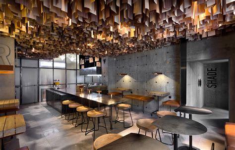 urban restaurant  yod design studio interiorzine