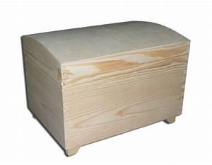 Holzkiste Mit Deckel Ikea : holz truhe mit gew lbtem deckel 3 gro schatztruhe kiefer unbehandelt holzartikel holz ~ A.2002-acura-tl-radio.info Haus und Dekorationen