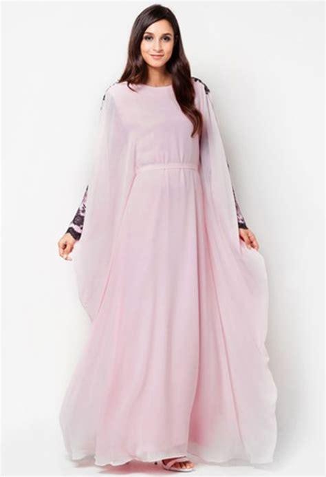 meazrynn fesyen gaun dinner  muslimah
