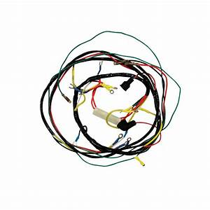1100-9720 - Ford  New Holland Wiring Harness - Ford N Tractor Parts