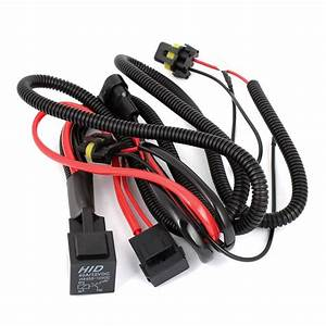 Xenon Hid Conversion Relay Wiring Harness H11 9005 9006