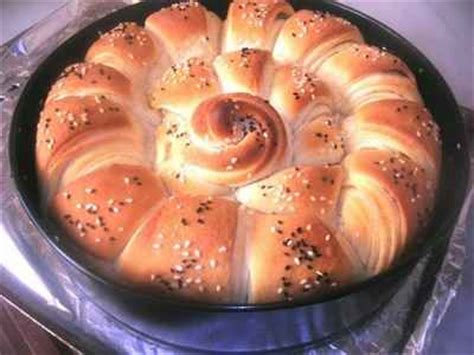 recette pain bulgare feuillete