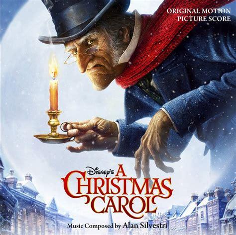 Soundtrack Review A Christmas Carol Alan Silvestri