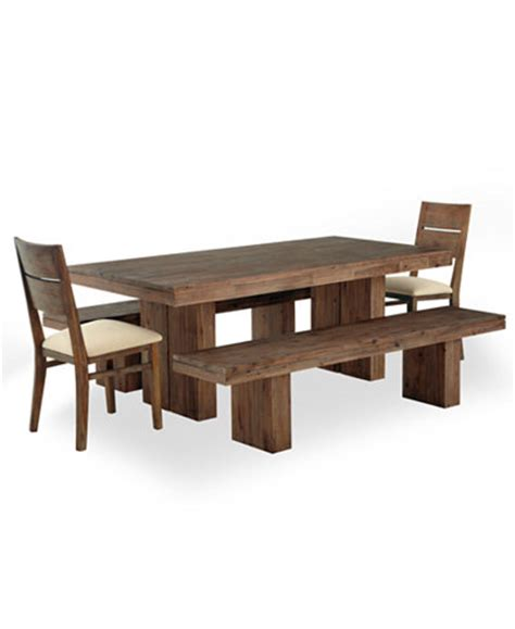 macy s furniture kitchen tables chagne dining room furniture 5 piece set created for