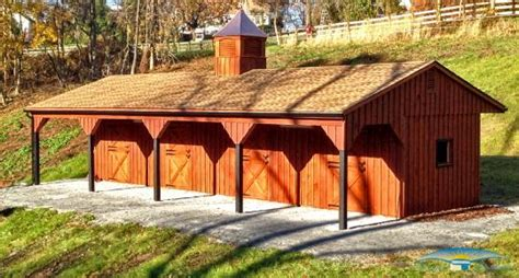 Barn Shed Construction
