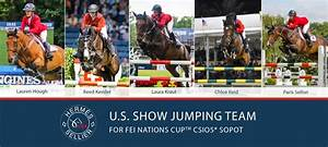 US Equestrian Names Hermès U.S. Show Jumping Team for FEI ...