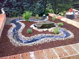 Wasserlauf Im Garten : wasserlauf gartenteich wasserlauf edelstahl home sweet home wohndesign ideen ~ Orissabook.com Haus und Dekorationen