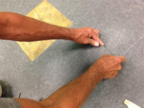 linoleum flooring joints diy sheet or tile vinyl flooring installation