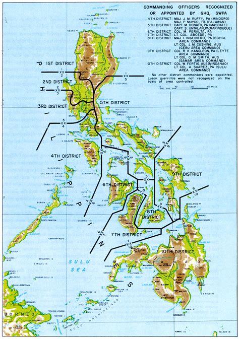 chapter  guerrilla activities   philippines